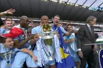 Man City's title win 'can double sponsorship earnings'