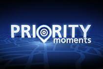 O2 Priority Moments crowdsourcing favours Nando's