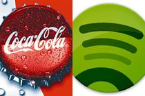 Coca-Cola in talks to buy Spotify stake