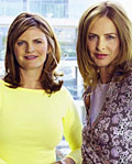 Trinny and Susannah star in viral game for Nescafe Lift Your Cups campaign