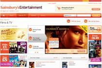 Sainsbury's to follow Tesco into online film market