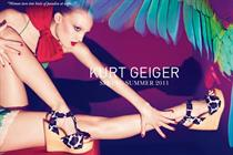 Kurt Geiger steps up its online retail experience