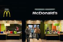 McDonald's trials McWaiter service