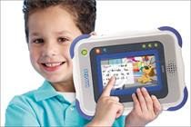 Kids' tablet computers dominate top toys list