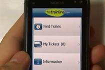 Thetrainline.com in push for mobile app