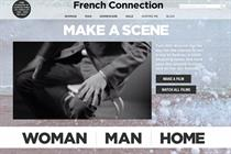 French Connection campaign to feature user-created films
