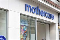 Mothercare to alter structure as marketing director leaves