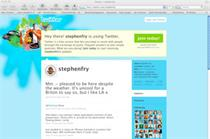 Twitter enters the mainstream for brand communication