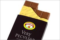 Marmite cooks up Very Peculiar chocolate bar