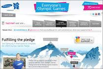 Samsung launches social media hub for Olympics activity