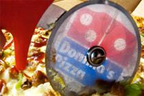 Domino's promises uplift in marketing