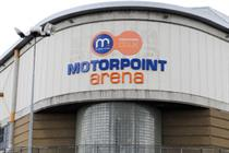 Sheffield Arena to become Motorpoint Arena