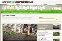 Homebase launches online gardening community site