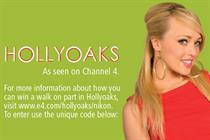 Nikon renews Hollyoaks sponsorship