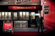 McCoy's rolls out 'man crisps' site