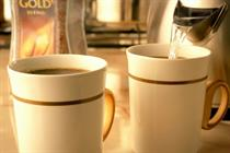 Which instant coffee brand is most prominent online? Brand barometer