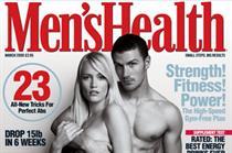 Health titles soar as men's market plummets