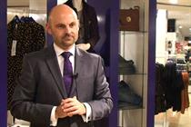 Marketing video report: Debenhams' Richard Cristofoli says high street is not dead