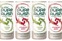PepsiCo and Britvic launch natural energy drink in the UK