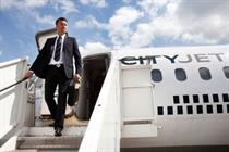 CityJet builds brand with emotive repositioning