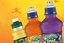 Robinson's Fruit Shoot recall knocks £12m off year-on-year sales