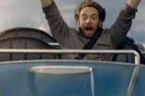 Barclaycard adapts rollercoaster ad for mobile payments