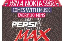 Nokia links with Pepsi for 'Comes with Music' on-pack promotion