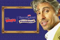 Cadbury Wispa to award fans grants for 'goofing off'