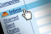 Consumers prefer email for sharing details with brands, research shows