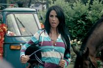 Katie Price stars in £4m Freeview ad campaign