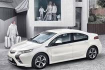 Vauxhall rejects traditional media for Ampera launch