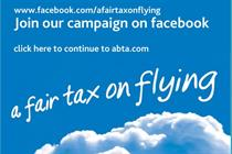 Travel and tourism industry launches campaign for 'Fair Tax on Flying'