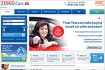 Tesco closes second-hand car business