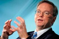 Google's Schmidt says he 'disagrees' with EU competition concerns