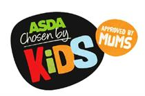 Asda readies new 'Chosen by kids - approved by mums' grocery range