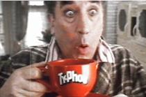 Typhoo tea's nostalgic TV ad reprises Frankie Howerd and beach donkeys