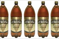 Asda forced into cider label change by alcohol watchdog