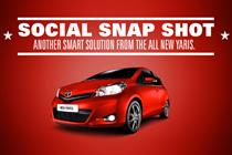Toyota launches Social Snap Shot app for the busy