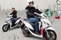 Honda bikes hires Tinchy Stryder to target teens