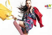 eBay promotes fashion partners with campaign