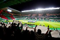 Celtic Football Club launches first in-stadium Wi-Fi