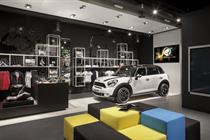 Mini opens first UK 'store' at Westfield Stratford