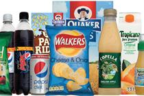 PepsiCo sets health target across entire product range