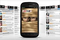 LoveFilm launches first Android app