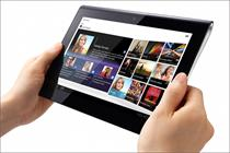 Sony readies tablet launch