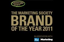 Brand of the Year 2011 shortlist