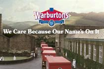 Warburtons introduces mock-epic ad campaign
