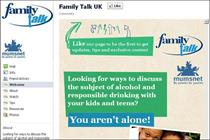 AB InBev sets up parental advice hub on Facebook