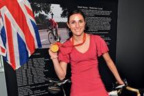 Inside story: Sarah Storey Paralympic cyclist