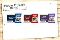 Tyrrells extends brand into popcorn